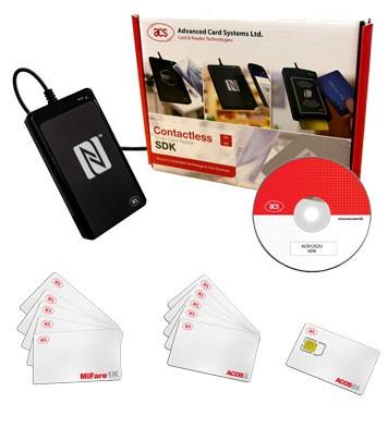 ACS ACR1252U, NFC Reader - Writer, Software Development Kit
