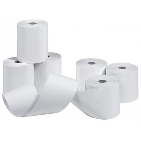 POS-C Receipt Paper Direct Thermal, 112x80x25 - 10  Rolls