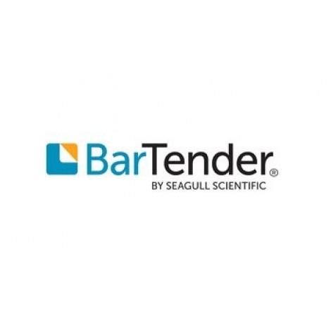 Seagull BarTender 2019 Professional, applikationslicens, 1 printer