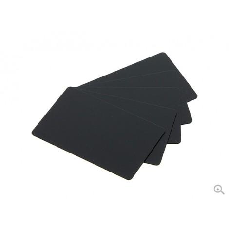 Evolis PVC-U- Pakke med 500 plastikkort - Sort
