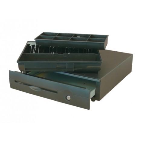 POS-C Elektronisk Pengeskuffe HS410 - Sort