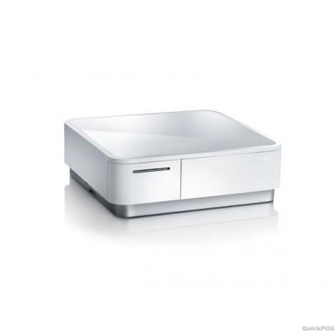 Star mPOP Bluetooth Pengeskuffe & Kvitteringsprinter - Hvid
