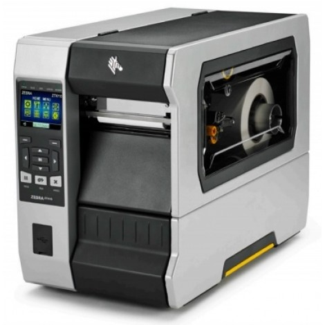 Zebra ZT610, Thermal Transfer, 203DPI, USB, RS232, BT, Ethernet