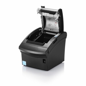 Bixolon SRP-350PlusIII, USB/Ethernet/Bluetooth - Sort