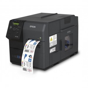 EPSON® Colorworks C7500 Colour Label Printer