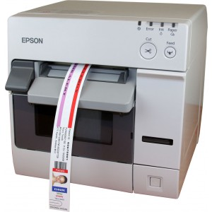 EPSON® Colorworks C3400 Colour Labelprinter