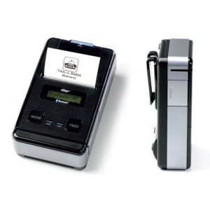 Star SM-S220i Bluetooth® Direct Thermal Mobile POS-Printer