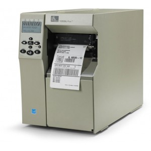 Zebra® 105SLPlus™ Thermal Transfer & Direct Thermal Labelprinters