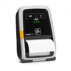 Zebra® ZQ110™ Wireless Direct Thermal Mobile POS-Printer