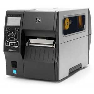 Zebra® ZT410™ Thermal Transfer & Direct Thermal Labelprinter