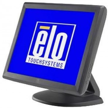 Elo 1515L, 38.1 cm-15'', AccuTouch, Dark Grey