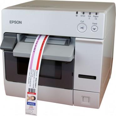 EPSON® Colorworks C3400 Colour Labelprinter