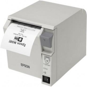 EPSON® TM-T70II, USB, Parallel, Light Grey