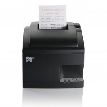 Star SP712MD, RS232-Serial, DOT-Matrix Printer, TearBar, Dark Grey