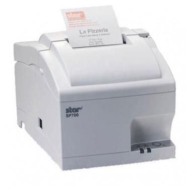 Star SP712MD, RS232-Serial, DOT-Matrix Printer, TearBar, White