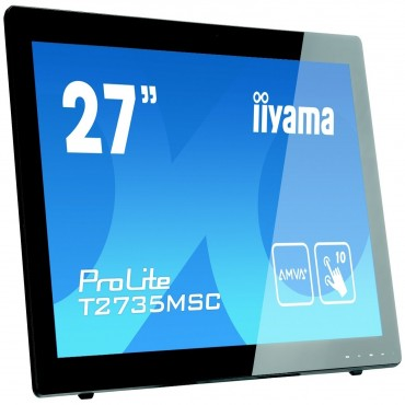 iiyama ProLite T2735MSC, 68,6 cm-27'', Projected Capacitive, Full HD, black