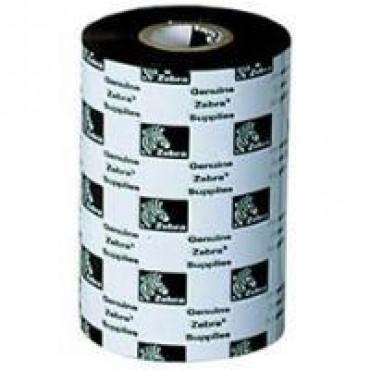 Zebra® ZipShip 3200, Ribbon, WAX/Resin, Core: 12.7