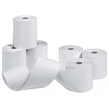 POS-C Receipt Paper Direct Thermal, 112x80x25 - 10 Rolls