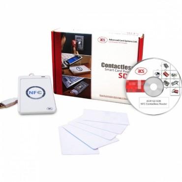 ACS ACR122U NFC RFID Reader - Writer Software Development Kit