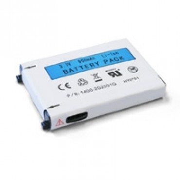 Unitech Battery, 900mAh, 3.7V