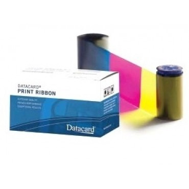Datacard Ribbon, YMCKT-KT - 300 cards - 534000-006