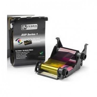 Zebra® ZXP1 Colour Ribbons