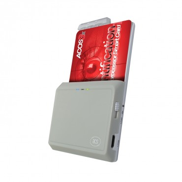 ACS ACR3901U-S1, Smart Card Reader