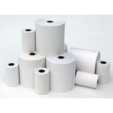 POS-C Receipt Paper, Direct Thermal, 80X40X12