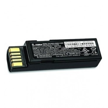 Zebra Spare Battery, Fits for: LI3678, DS3678