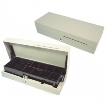 CashBases CostPlus FlipTop 460 Electric Cashdrawer White