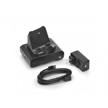 Zebra ZQ300, Charging/Transmitter Cradle, 1-Slot - CRD-MPM-1SCHGEU1-01