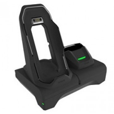 Zebra TC70/TC75 USB/Ethernet Cradle, 1 Scanner, 1 Battery