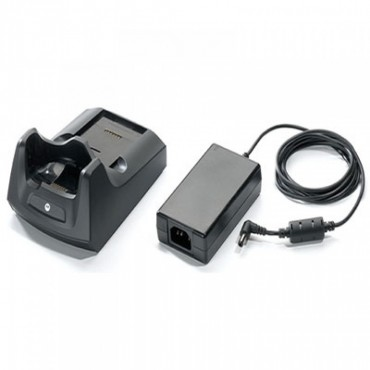 Zebra Cradle, Charging/Transmitter, 1-Slot, Fits for: MC55/MC65 and MC67