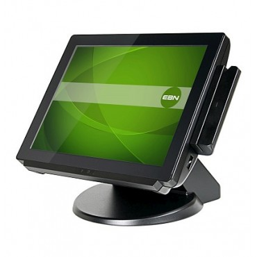 EBN XPOS-857, 38.1 cm-15'', Projected Capacitive (Multi-Touch), Win POS 7