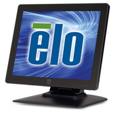 Elo 1523L, 38.1 cm-15'', IT-PLUS, Zero-Bezel, Black