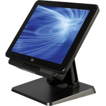 "Elo 15X3 Plus, 38.1cm-15"", AccuTouch, Windows 7, Black"