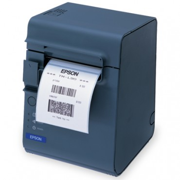 EPSON® TM-L90-i, Label Printer, Direct Thermal, USB, Ethernet, Black