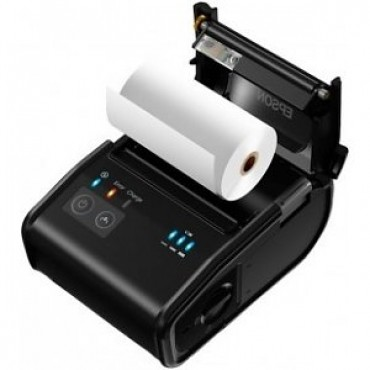 EPSON TM-P80 Mobile POS-Printer, USB/Bluetooth