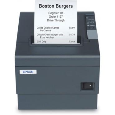 EPSON TM-T88IV ReStick POS-Printer, 58mm, USB, Black