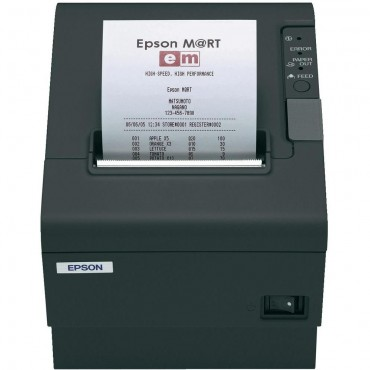 EPSON TM-T88IV ReStick POS-Printer, 80mm, RS232-Serieel, Black