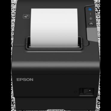 EPSON TM-T88VI, 180DPI, USB, RS232, Ethernet, Sort