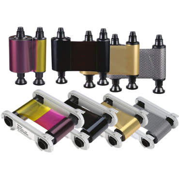 Evolis Zenius Colour Ribbons