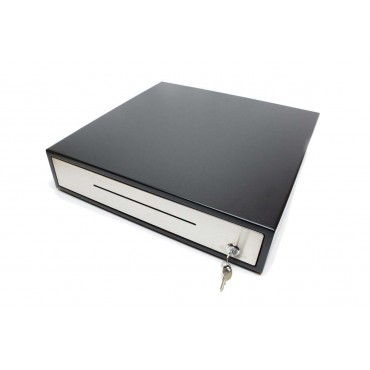 Glancetron 8045, Cashdrawer, Manual, Stainless Steel Front