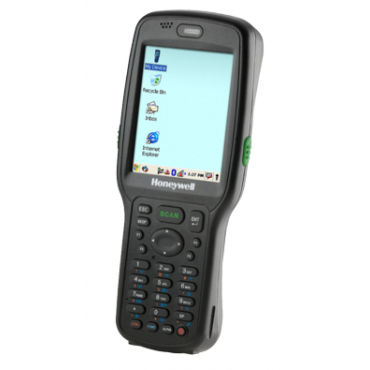 Honeywell Dolphin 6510, 2D, BT, WLAN, Win CE 6.0, 28 Keys