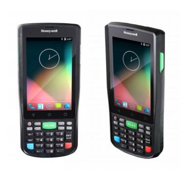 Honeywell EDA50K, 2D, SR, USB, BT, Wi-Fi, Android 4.4, Keypad