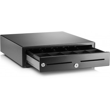 HP Standard Electric Cashdrawer Black