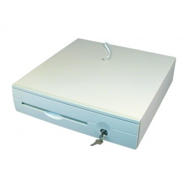 POS-C Elektronisk Pengeskuffe HS410 - Hvid