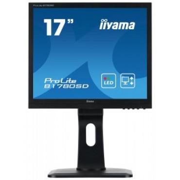 iiyama ProLite B1780SD, 43.2 cm-17'', Black