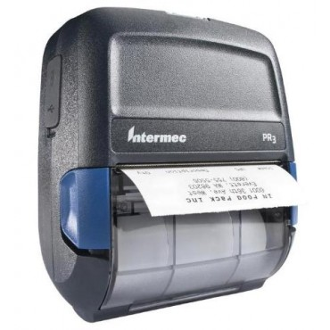Honeywell PR3, DT, USB, Bluetooth, MSR, Mobile POS-Printer, CPCL