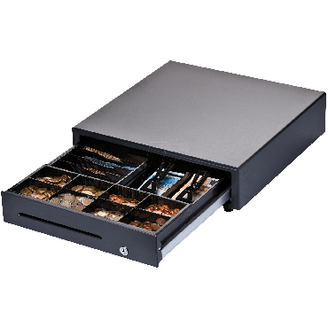 Metapace K-1 Electric Cashdrawer Black